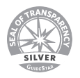 The Arc of Atlantic County has earned the Silver Seal of Transparency from Guidestar.